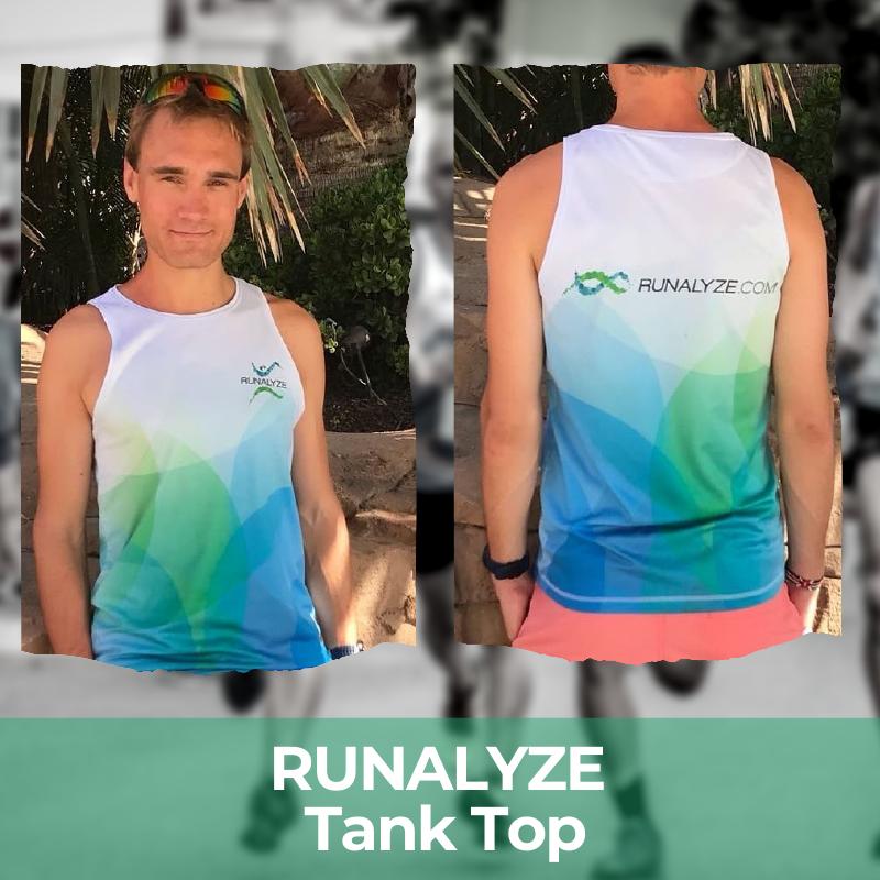 Runalyze Tank Top